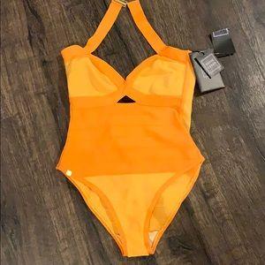 Herve Leger Bathing Suit or Bodysuit